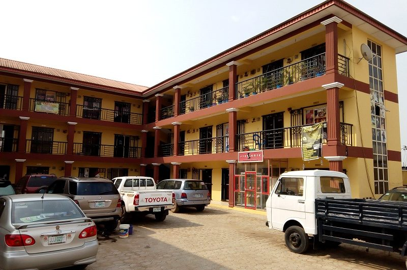 Affordable Office Space at OJB Plaza